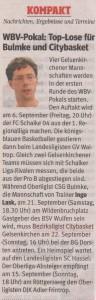 Pokal-Vorbericht 2013-14